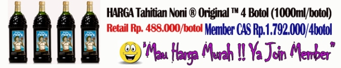 Harga Tahitian Noni Surabaya, Harga Tahitian Noni Original